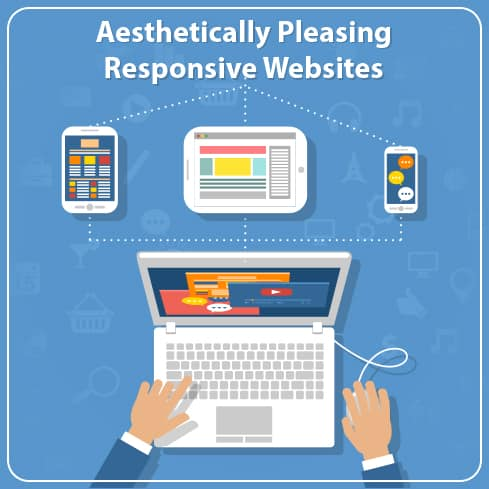 Aesthetically Pleasing Responsive Websites