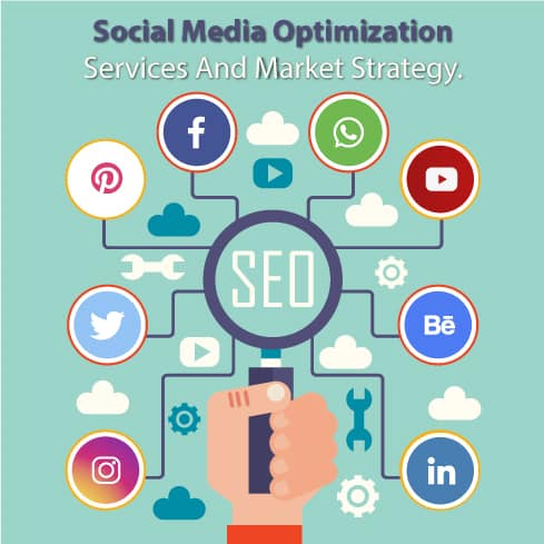 Social Media Optimization Services And Market Strategy.