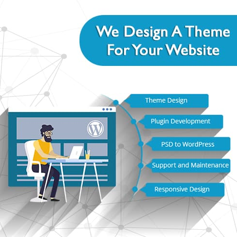 We Design A Theme For Your Website
