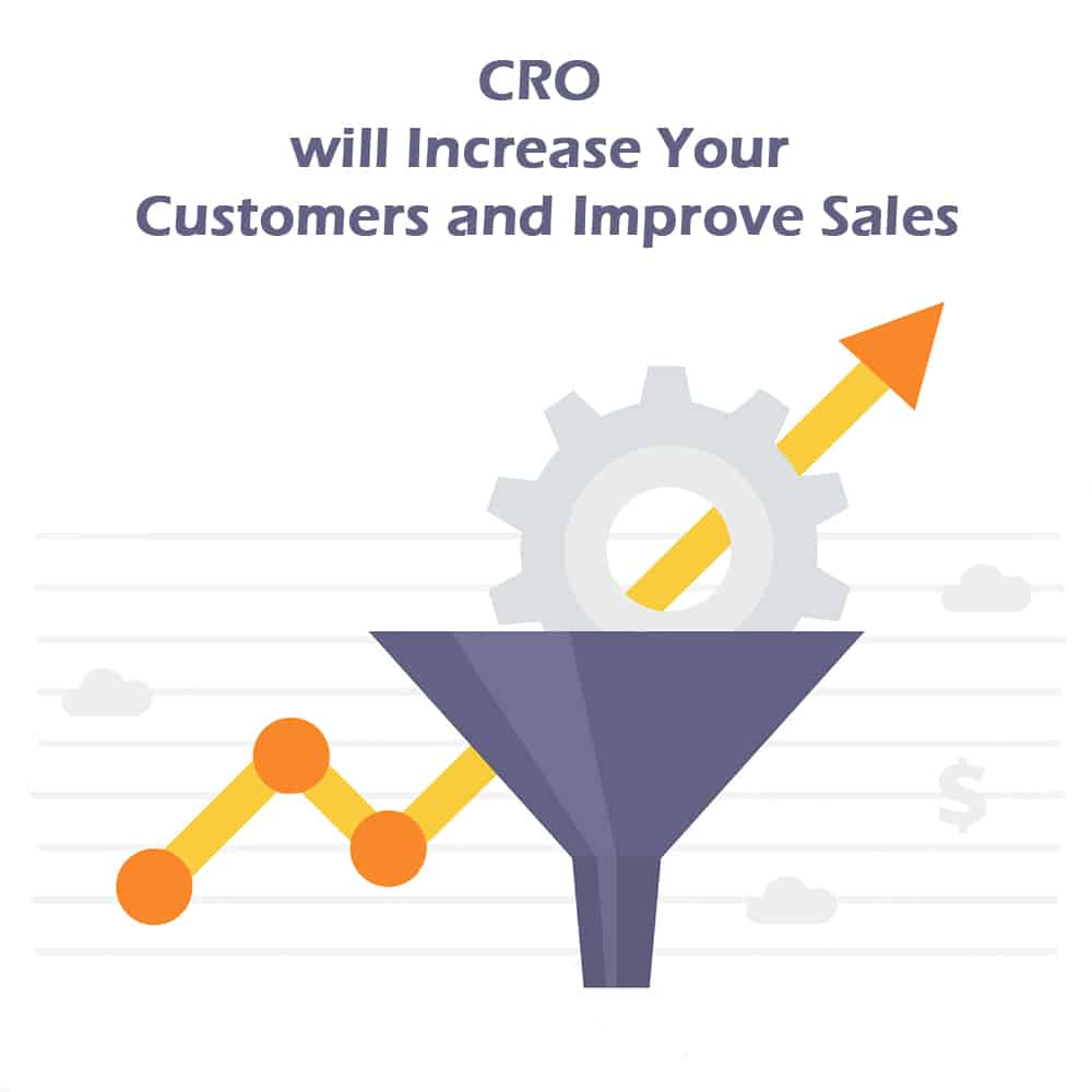 CRO will Increase Your Customers and Improve Sales