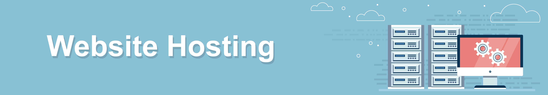 hosting banner