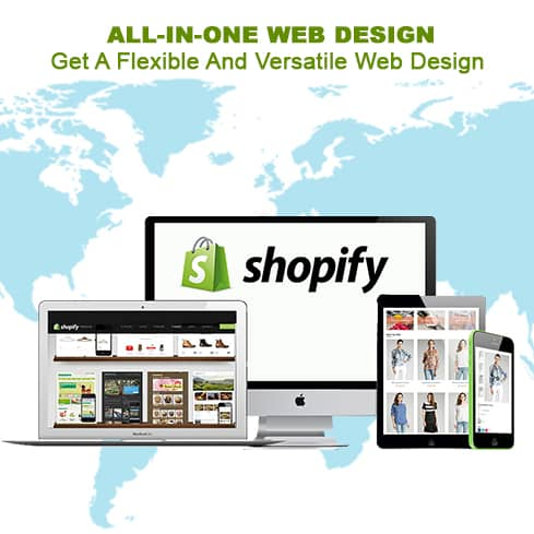 Shopify Get A Flexible And Versatile Web Design