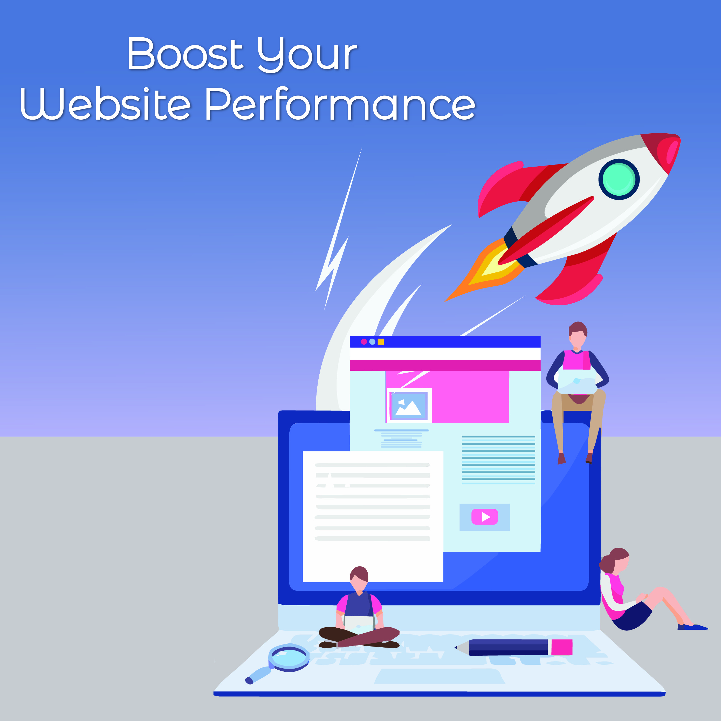 Boost Your Website Performance