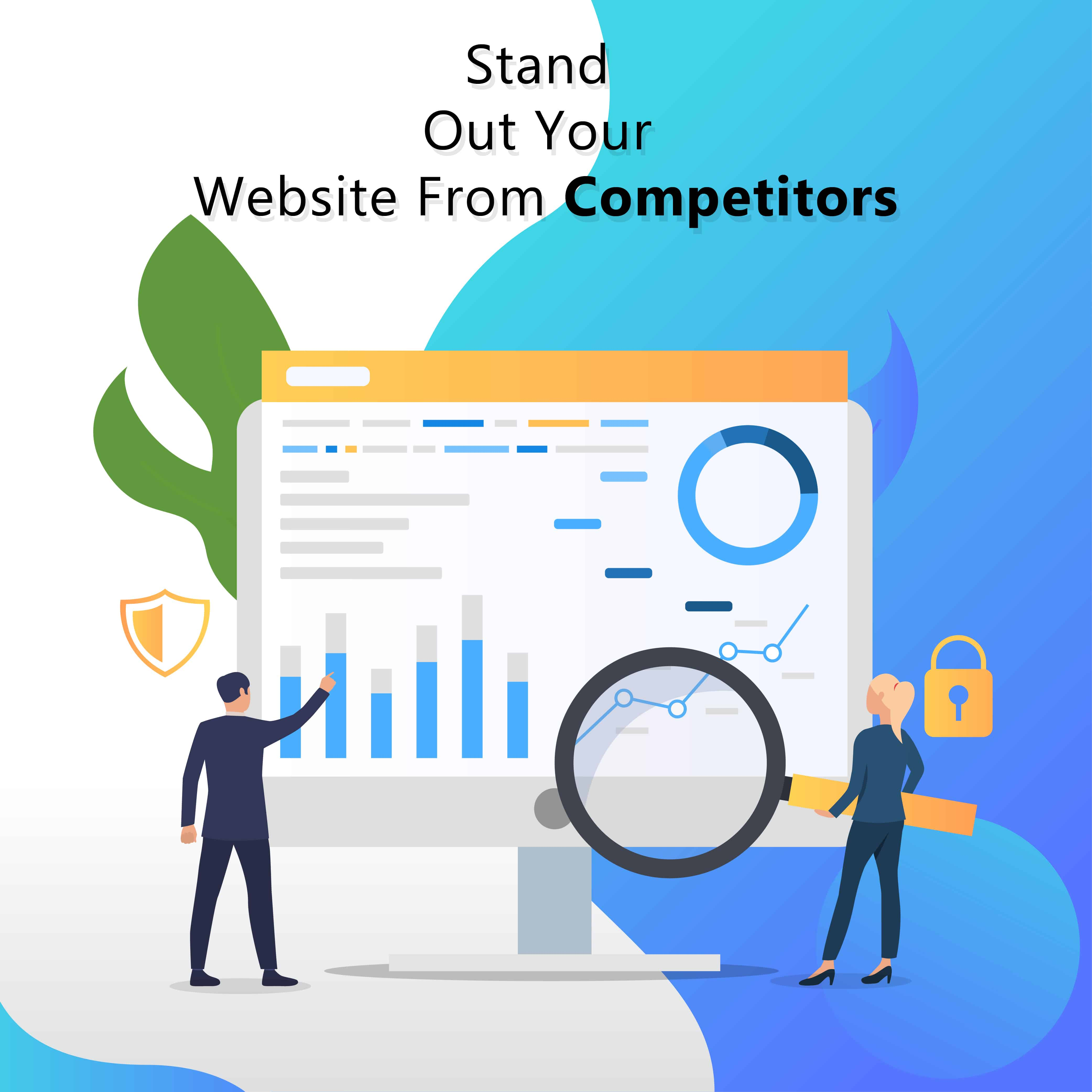 Stand Out Your Website From Competitors
